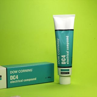 MOLYKOTE 4 COMPOUND (bisher DOW CORNING 4) - Elektrische Isoliermasse - 100 g